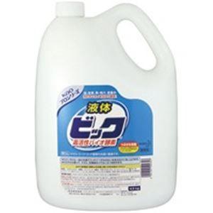 その他 (業務用10セット) 花王 液体ビック バイオ酵素 4.5L ds-1739415