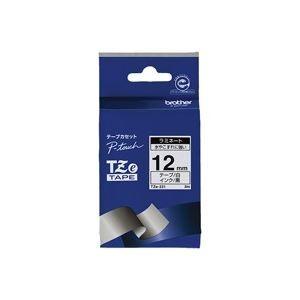 その他 (業務用30セット) brother ブラザー工業 文字テープ/ラベルプリンター用テープ 【幅:12mm】 TZe-335 黒に白文字 ds-1739809