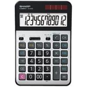 その他 (業務用5セット) シャープエレクトロニクスマーケティング 大型卓上電卓 12桁 CS-S952-X ds-1740315