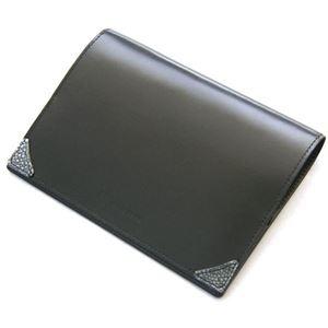 その他 Colore Borsa(コローレボルサ) ブックカバー ブラック MG-007 ds-1691665