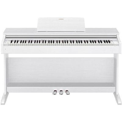 カシオ 電子ピアノ 「CELVIANO(セルヴィアーノ)」 ホワイトウッド調 AP-270WE【納期目安:2週間】