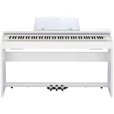 カシオ 電子ピアノ 「Privia(プリヴィア)」 ホワイトウッド調 PX-770WE-WE【納期目安:2週間】