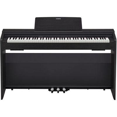 カシオ 電子ピアノ 「Privia(プリヴィア)」 ブラックウッド調 PX-870BK【納期目安:2週間】