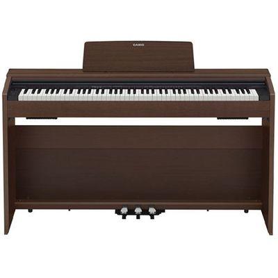 カシオ 電子ピアノ 「Privia(プリヴィア)」 オークウッド調 PX-870BN【納期目安:2週間】
