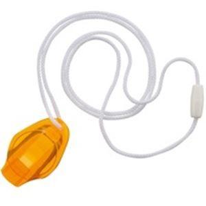 その他 (業務用100セット) MJC 非常用笛E-Call オレンジ E-C-09 ds-1741618