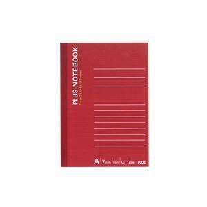 その他 (業務用500セット) プラス ノートブック NO-405AS A6 A罫 ds-1744550