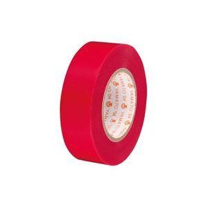 その他 (業務用300セット) ヤマト ビニールテープ/粘着テープ 【19mm×10m/赤】 NO200-19 ds-1745600