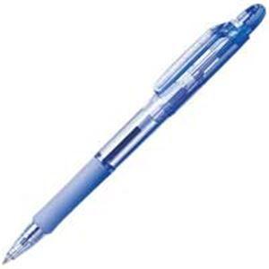 その他 (業務用300セット) ゼブラ ZEBRA ボールペン ジムノック KRB100-LB 淡青 ds-1745646