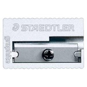 その他 (業務用100セット) ステッドラー コンパクト鉛筆削り 510-10 ds-1745961