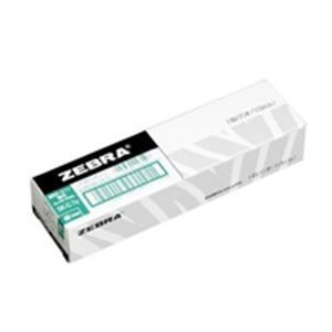 その他 (業務用50セット) ZEBRA ゼブラ ボールペン替え芯/リフィル 【0.7mm/緑 10本入り】 油性インク BR-6A-SK-G ds-1746300