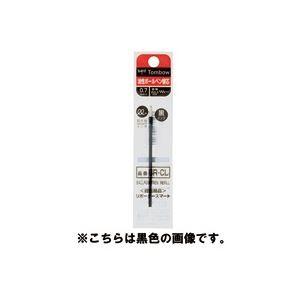 その他 (業務用60セット) トンボ鉛筆 ボールペン替芯 BR-CL25 赤 5本 ds-1747184