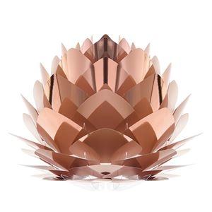 その他 テーブルライト/卓上照明器具 北欧 ELUX(エルックス) VITA Silvia mini copper (ホワイトコード) 【電球別売】【代引不可】 ds-1747965