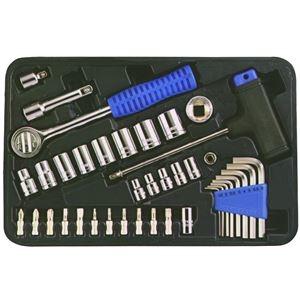 その他 (業務用10個セット) TRAD ソケットレンチセット/作業工具 【39個入り】 フランクドライブ方式 TS39 ds-1749158