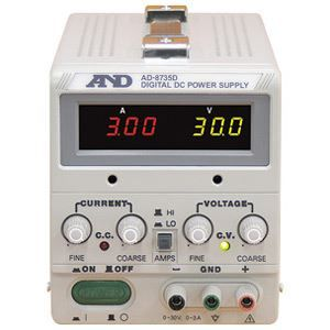 その他 A&D(エーアンドデイ)電子計測機器 ds-1747297 直流安定化電源(30V、3A)AD-8735D その他 ds-1747297, 中古ゴルフクラブ中古楽器NextOne:d4a100e9 --- acessoverde.com
