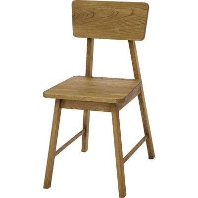 日美 ダイニングチェア ジャグ【北海道・沖縄・離島への配達不可】 JaGG_Chair_LBR
