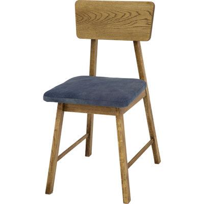 日美 ダイニングチェア ジャグ デニム【北海道・沖縄・離島への配達不可】 JaGG_Chair_LBR_Denim