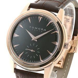 その他 TOMORA TOKYO(トモラトウキョウ) 腕時計 日本製 T-1602-PGBK ds-1765846