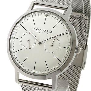 その他 TOMORA TOKYO(トモラトウキョウ) 腕時計 日本製 T-1603-WH ds-1765847