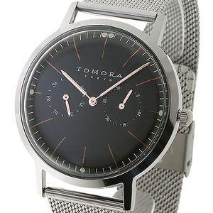 その他 TOMORA TOKYO(トモラトウキョウ) 腕時計 日本製 T-1603-PBK ds-1765853