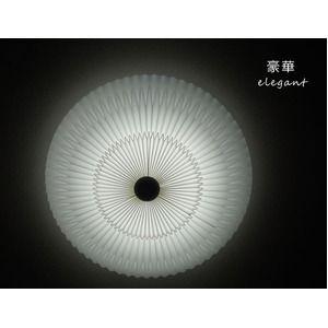 その他 シーリングライト(照明器具)LEDタイプ/4500ルーメン 自然光色 花モチーフ ヨーロッパ風 〔リビング照明/ダイニング照明〕【電球付き】 ds-1768913