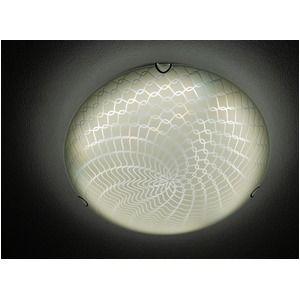 その他 シーリングライト(照明器具) リモコン付き 調光調温 リモコン三段調節 金属/ガラス製 〔リビング照明/ダイニング照明〕【代引不可】 ds-1808160