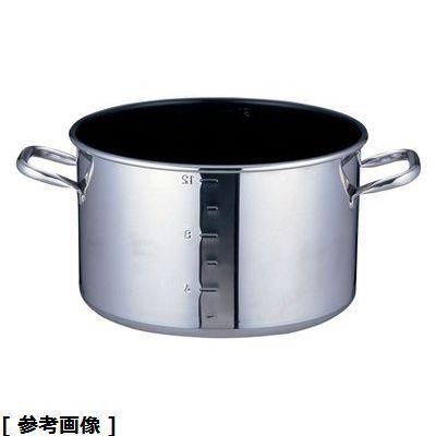 2020人気の TKG (Total Kitchen Goods) SAパワー・デンジアルファ半寸胴鍋(48(蓋無)目盛付) AHV9310, calin mia -カランミア- b1c0201d