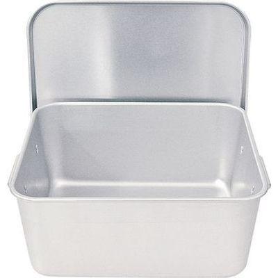 その他 アルマイト重なるパン箱(蓋付) APV4801【納期目安:2週間】