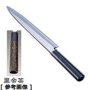 インテックカネキ 歌舞伎調和庖丁忠舟柳刃(33cm 黒金茶) ATD0110