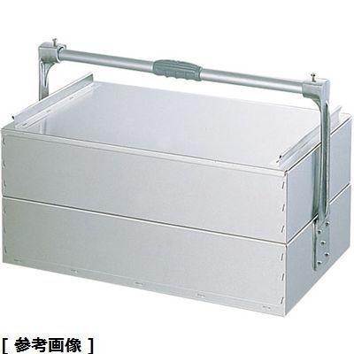 TKG (Total Kitchen Goods) アルミ関西式出前箱二段式(中) ADM06002