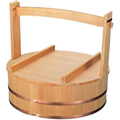 その他 木製出前岡持(椹製)53 ADM07053