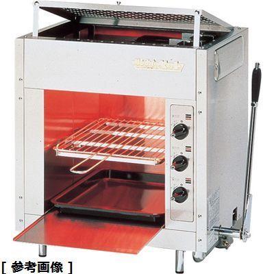 その他 ガス赤外線グリラーリンナイペット(小) DGLE401