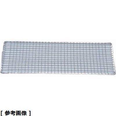 その他 亜鉛引使い捨て網長角型(200枚入) QTK2503【納期目安:1週間】
