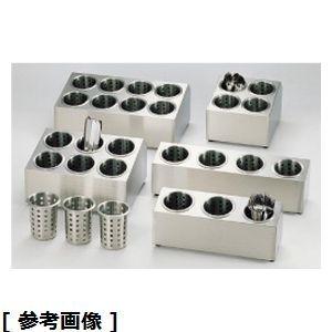 TKG (Total Kitchen Goods) SA18-8アメリカンシリンダー(2列6穴) ESL02026