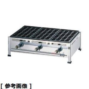 その他 関西式たこ焼器(28穴)4枚掛 GTK2311