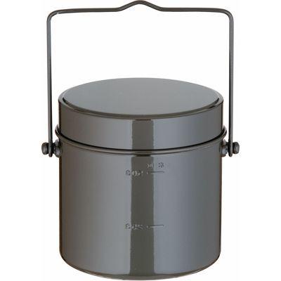 送料無料 売り込み オオイ金属 アルミ飯盒 5合 マーケット 811-B GHV1501