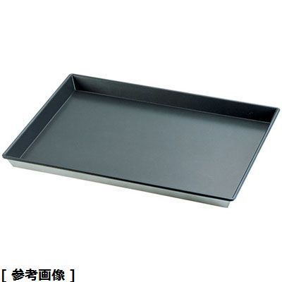 TKG (Total Kitchen Goods) アルミテフロン加工天板(8枚取) WTV04008