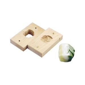 その他 手彫物相型(上生菓子用)木竹 WBT15