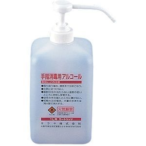 送料無料 サラヤ GUD-1000消毒液用 カートリッジボトル アウトレット 納期目安:1週間 1L 通販 XSS0502