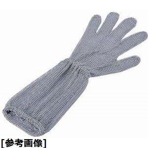 その他 ロングカフ付メッシュ手袋5本指 STB7002