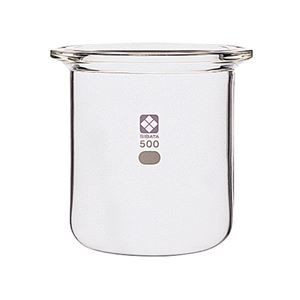 その他 【柴田科学】セパラブルフラスコ 円筒形 バンド式 85mm 200mL 005820-200 ds-1750014