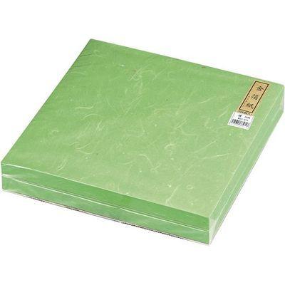 その他 金箔紙ラミネート緑(500枚入) QKV5806