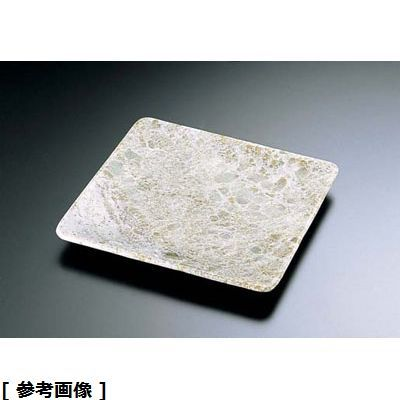 その他 石器正角皿YSSJ-014 RIS1503