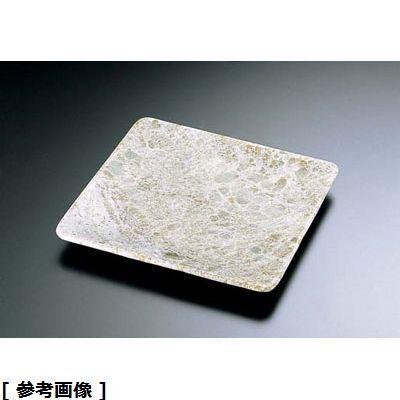 その他 石器正角皿YSSJ-014 RIS1504