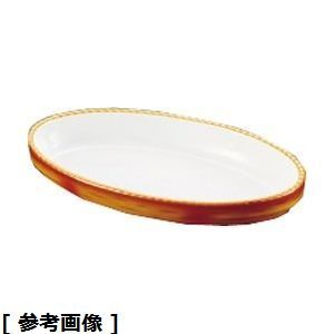 その他 シェーンバルドオーバルグラタン皿茶 RGL26044