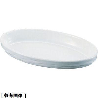 その他 シェーンバルドオーバルグラタン皿白 RGL617