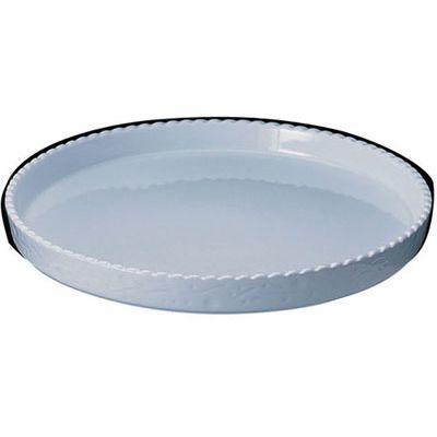 その他 ロイヤル丸型グラタン皿ホワイト RLI26