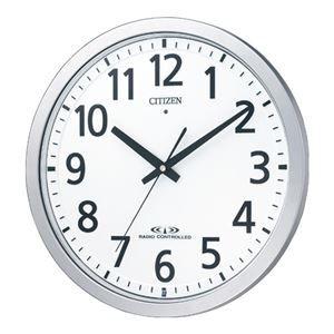 その他 リズム時計 シチズン電波掛時計 8MY462-019 ds-1825478