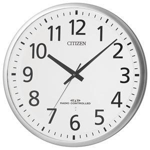 その他 リズム時計 シチズン電波掛時計 8MY465-019 ds-1825552