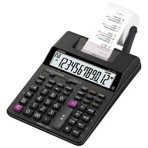 その他 カシオ計算機 プリンター電卓HR-170RC-BK ds-1826093