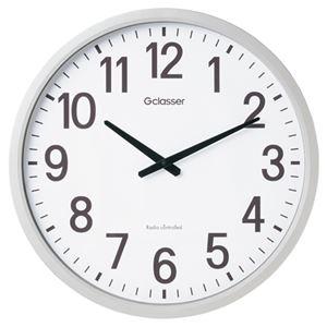 その他 キングジム 電波掛時計 GDK-001 ds-1826490